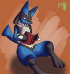 Los Lucarios no saben leer