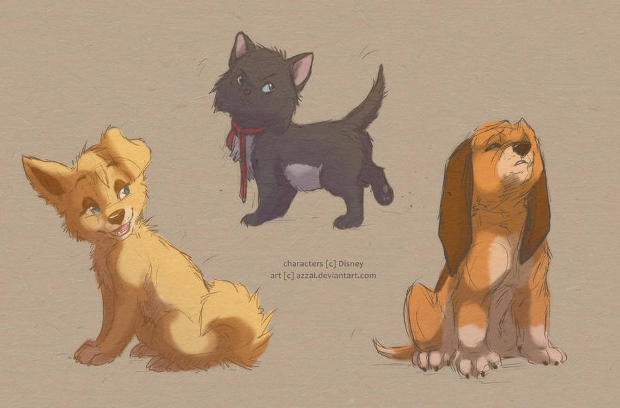 Gallery For > Disney Movie Animal Characters