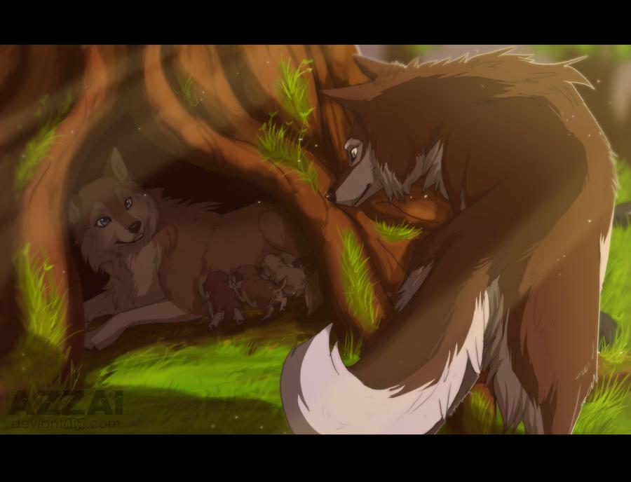 Dog Movies Like Alpha And Omega