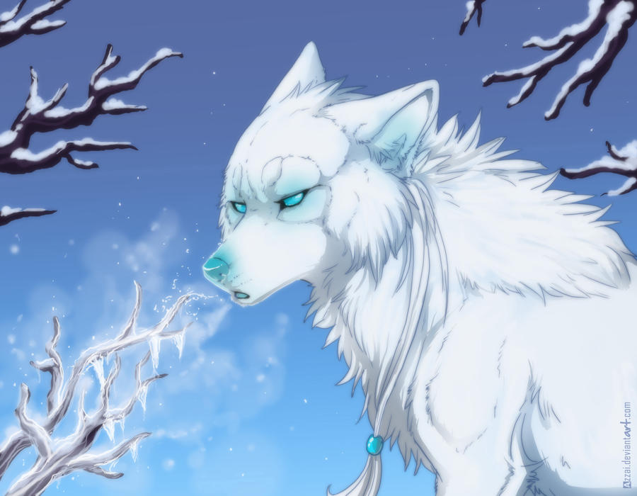 cold breath by azzai