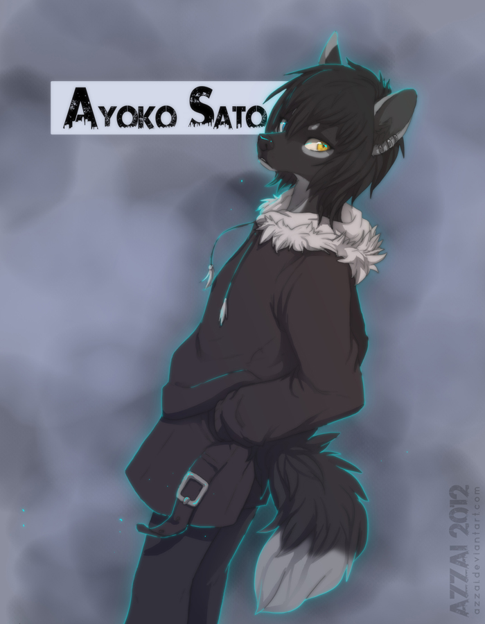 Ayoko Sato by azzai