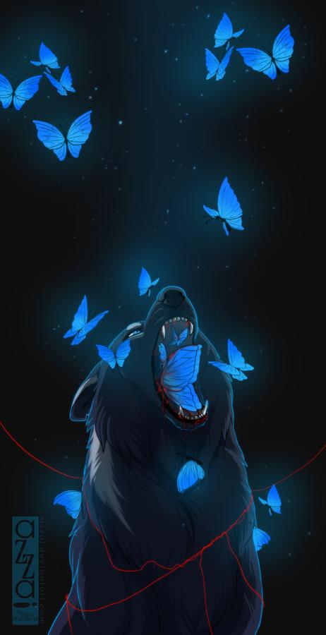 got butterflies? by azzai