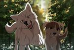 Kyoshiro and Teru
