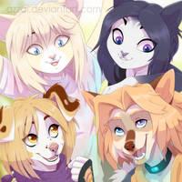 4 icons   com by azzai
