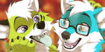 double icons   Kavala and Rul by azzai