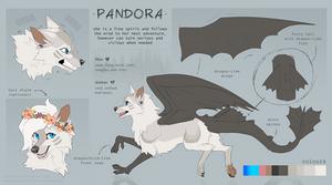 reference sheet   Pandora