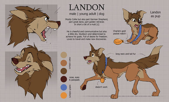 Landon | reference