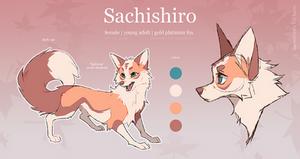 Sachishiro (fox) | reference [2020]