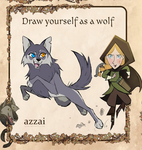 wolfwalkers | draw yourself
