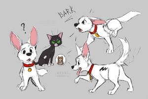 Bolt doodles