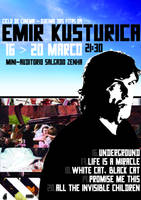 Emir Kusturica Film Series 1 by dawn2duskpt
