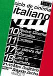 ciclo de cinema italiano