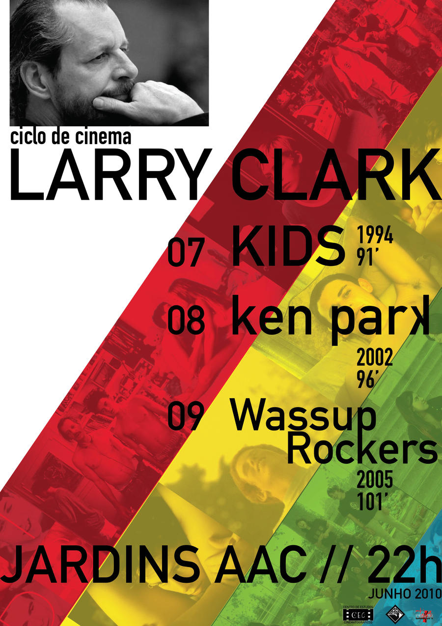 Larry Clark Films Exhibit by dawn2duskpt
