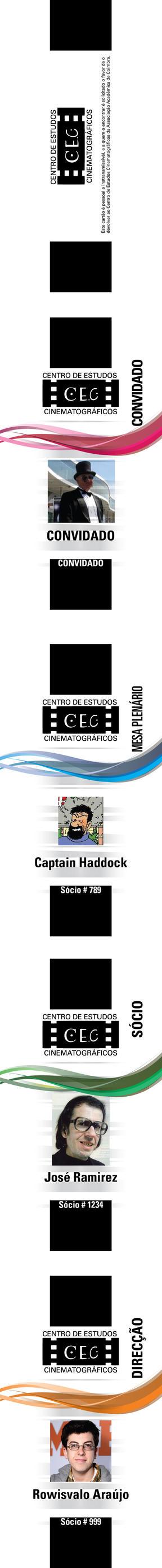 CEC _ Cartoes Acesso by dawn2duskpt