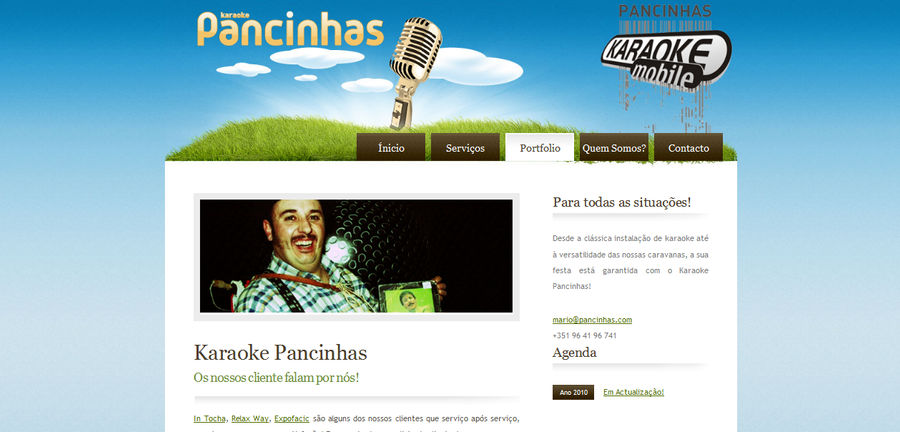 Pancinhas.com by dawn2duskpt