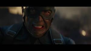 Captain America is ready to kill Thanos