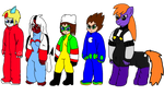 The Awesome Pack (Colored)