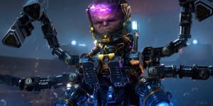 this is what MODOK will look like in the Avengers
