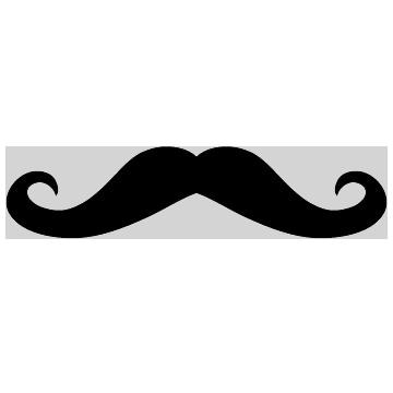 i 3 mustaches  Mustache PNG :3 by AriadnaLaUnicornia