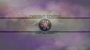 Twilight Sparkle Smart and Magical