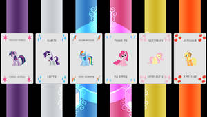 Elements of Harmony Cards by pims1978