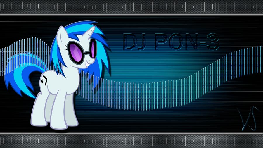 Vinyl Scratch By Pims1978 On Deviantart