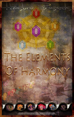 MLP : The Elements Of Harmony the Movie v2