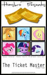 MLP : The Ticket Master - Movie Poster