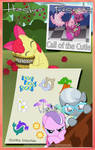 MLP : Call of the Cutie - Movie Poster