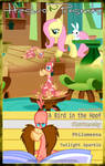 MLP : A Bird in the Hoof - Movie Poster