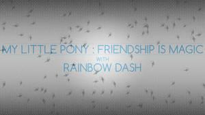 Gray Dot : Rainbow Dash