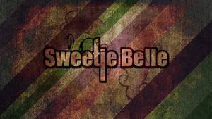 Sweetie Belle - grunged