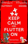 MLP : Keep Calm and Flutter On - Movie Poster