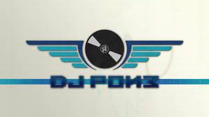 Wallpaper : Vinyl Scratch - designed Logo