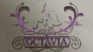 Wallpaper : Octavia - designed Logo