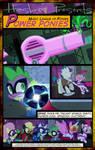MLP : Power Ponies - Movie Poster
