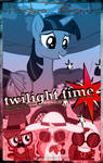 MLP : Twilight Time - Movie Poster
