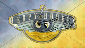 Wallpaper : Derpy - logo sticker