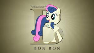 Wallpaper : Letters - BonBon