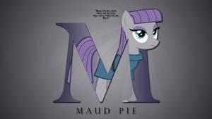 Wallpaper : Letters - Maud Pie