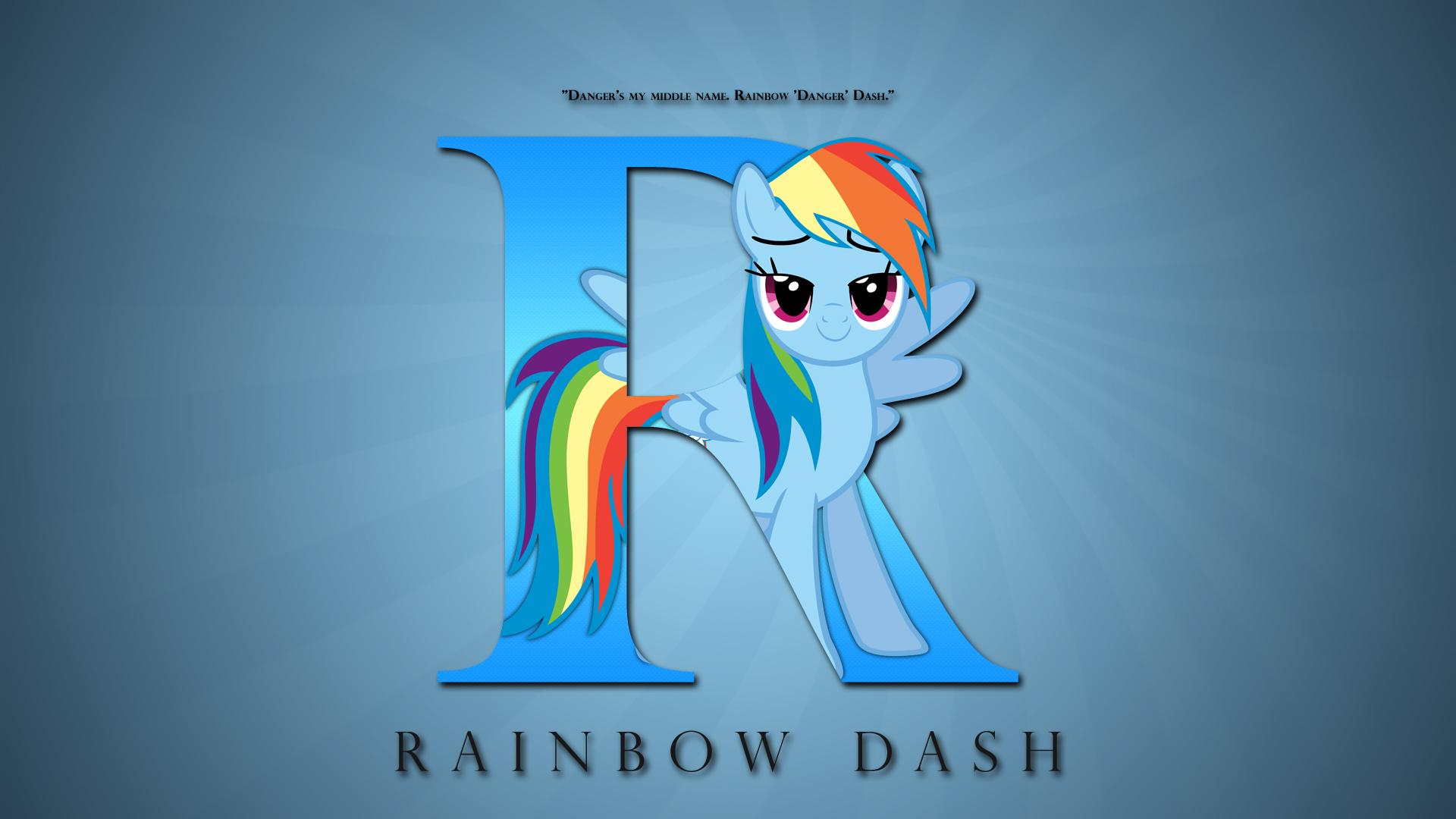 Rainbow Dash on MLPFIMwallpapers DeviantArt