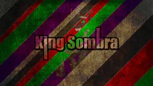 King Sombra - grunged