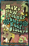 MLP Make New Friends But Keep Discord Movie Poster
