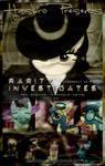 MLP : Rarity investigates - Movie Poster