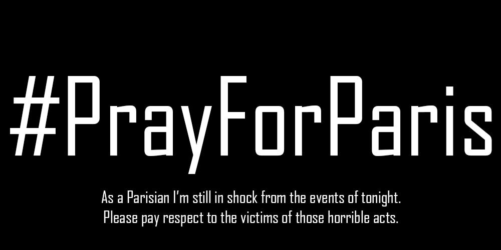 PrayForParis by pims1978
