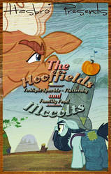 MLP : The Hooffields and Mccolts - Movie Poster