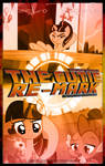 MLP : The Cutie Re-Mark - Movie Poster