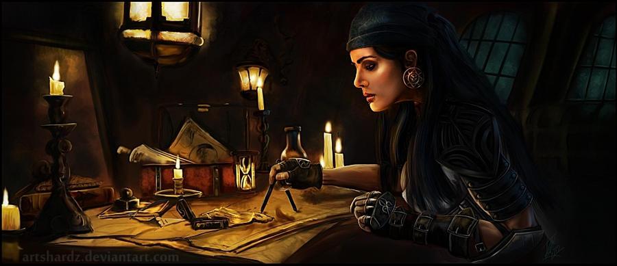 Dragon Age 2: Isabela