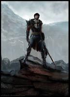 Dragon Age 2: Hawke by Artshardz