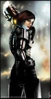 Mass Effect: Shepard